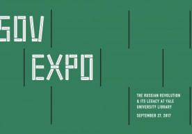SovExpo: The Russian Revolution & Its Legacy at Yale University Library